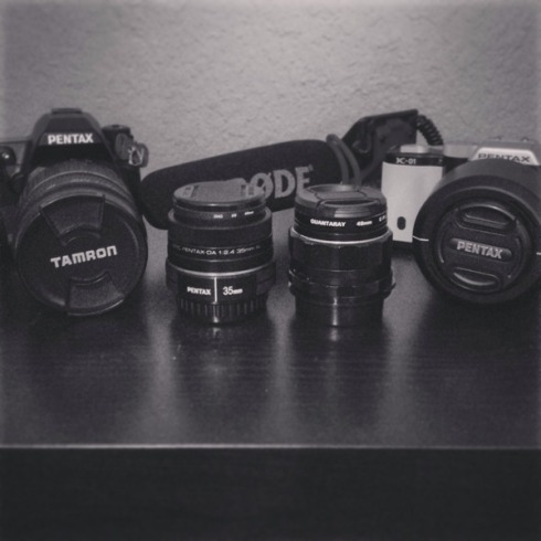 Camera nerd/junkie